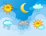 今起天气转晴 乌鲁木齐周末低温降至0℃