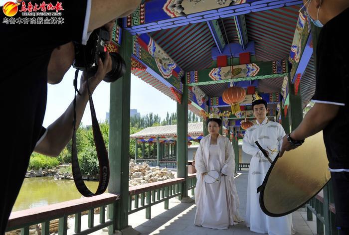 红光山景区多项活动吸引游客